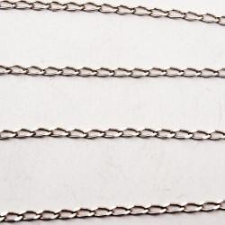 Stříbrný řetízek na krk