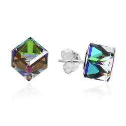 naušnice krystaly
