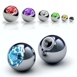 kulička s kamínkem