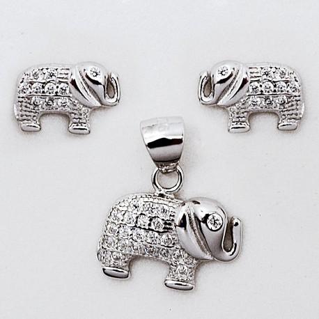 souprava sloni